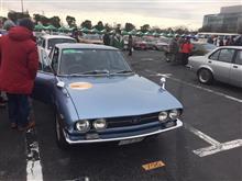 2018年JCCAのニューイヤーミーティングで見た車 その3