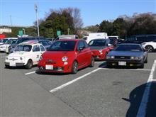先週の土曜日は、FIAT de morning caffe @都筑PAに行ってきました♪