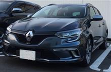 ほんのつまみ食いインプレ Renault MEGANE Sport Tourer GT w/ContiSportContact5 後編(走行編)