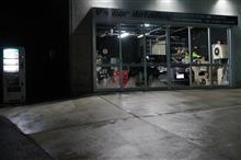 保険対応部分施工にて横浜より御入庫頂いてますRX 450h 部分施工個所を整えて^^
