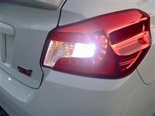 """後期型WRX STI、まずは""""ライトチューン""""!……って、「軽く」じゃなくて「灯火類」です。"""