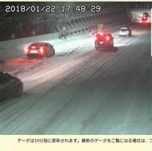 関東雪の予報出てますね。