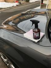 第三回目洗車