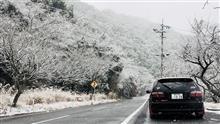 山頂は雪    …の巻    平成30年2月1日