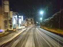 千葉積雪4センチ
