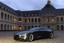 「マツダ VISION COUPE」がフランスにて「最も美しいコンセプトカー」に選出