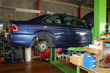 BMW アルピナ B3S フルメンテナンス&チューニング