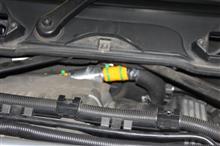 BMW E90 オレンジウルフ 1wayバルブ お取り着け