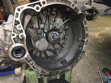 3号車の修理と車検