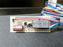 自作ドアミラー自動格納装置の回路解説