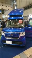 JAPANキャンピングカーショー