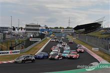 シリーズ発足初年度は26台フルグリッドのエントリー