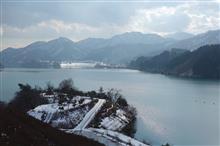 宮ヶ瀬 雪景色