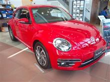 〈展示車〉VW The Beetle SOUND