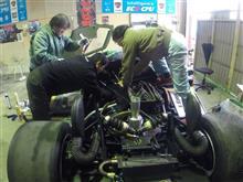 MAZDA767Bの改修