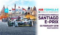 2018 ABB FIA Formula E Santiago - E-Prix