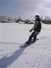 18スキーシーズン。白石スキー場②