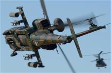 陸自AH-64D事故。
