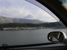 土曜日は富士山にいってきました。