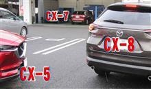 新旧CXシリーズ ついに乗り換え検討か!?