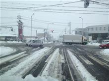 福井は大雪のようです。。。