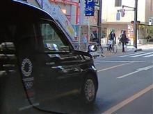 JPNTAXI(ジャパンタクシー)のオリンピックラッピングについて