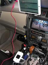 モバイルWi-Fiルーター車内設置