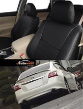 L33 新車ティアナにMODERNのシートカバーでバッチリウットリ!の巻
