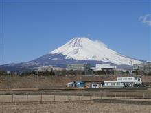 2018/2/6 今日の富士山