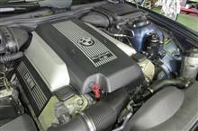 メンテナンス色々...アルピナB10 V8S 先ずはエンジンオイル+ドクターカーボン