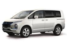 All New Mitsubishi Delica Rendering !? ・・・・