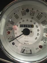 ミニの燃料計