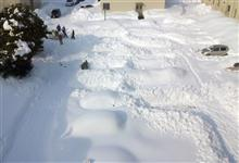 大雪の峠は越えても