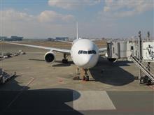 JL515離陸