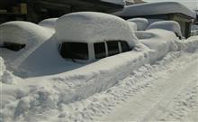 豪雪一過。