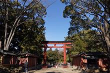 埼玉・武蔵一宮 氷川神社