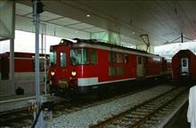 スイスの鉄道車両から~ 電気機...