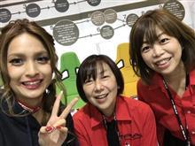 大阪オートメッセ2018 二日目~【トライアル発】