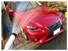 軽めの洗車をしました。🚗🤗