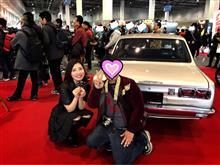 初参加の大阪オートメッセ2018へ☆PART1