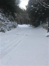 福岡で雪遊び その2