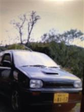 過去の愛車 ミラTR-XX