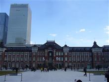 東京駅だよ....おっかさん!?