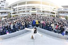 東山奈央さんのリリース記念イベント「虹のはじまり」。