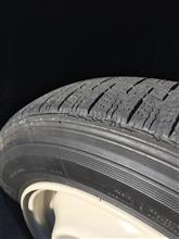 タイヤの亀裂ふたたび