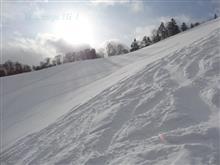 北海道ローカルスキー場10その4 桂沢国設スキー場