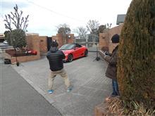 本日ハイパーレブの取材撮影がありました。