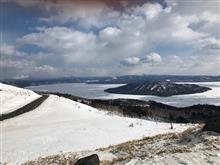 冬の摩周湖へ2018