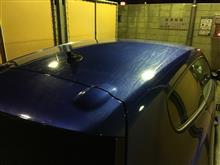 苦行の氷点下洗車