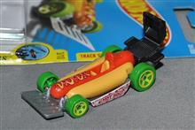 米ホットホイール、STREET WIENER (Hot Dog Car)